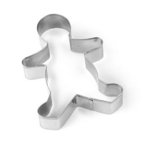 Tala Large Metal Gingerbread Man Biscuit & Cookie Cutter